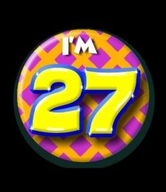 I`m 27