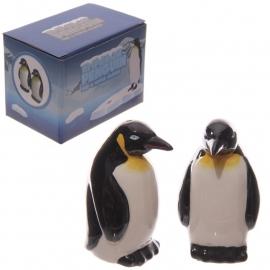 Keramiek Pinguïn Peper- en Zoutstel