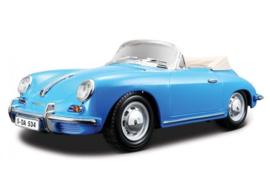 Porsche 356B cabrio 1961