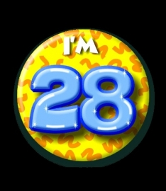 I`m 28
