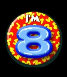 I`m 8