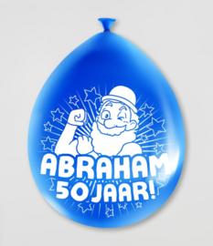 Party Ballonnen - Abraham 50 jaar