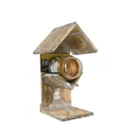Pindakaas feeder