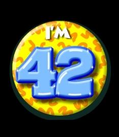 I`m 42