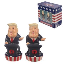 De president peper en zoutstel