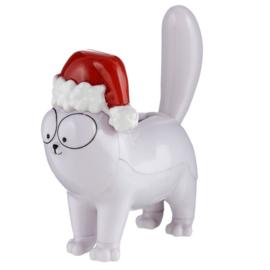 Simon's  cat kerstmis solar pal