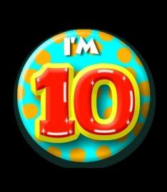 I`m 10