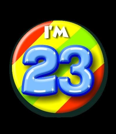 I`m 23