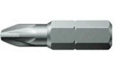 Kruisbits 25 mm - no. 2 Pozidrive ( verpakt per 5 )