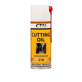 216 CUTTING OIL BOOR- EN SNIJ OLIE