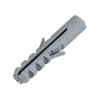 Nylon Plug  10 mm (Verpakt per 50)
