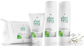 LR Aloë Vera Face Cleaning Set