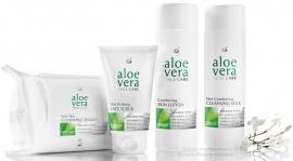 LR Aloë Vera Face Cleaning Set