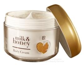 LR - Milk & Honey Lichaamscrème