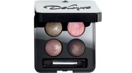 LR Deluxe - Artistic Quattro Eyeshadow - Delighted Nude