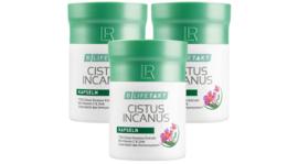 LR - Cistus Incanus Capsules - Set 3 stuks