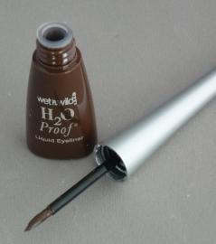 Wet n Wild - Liquid Eyeliner bruin