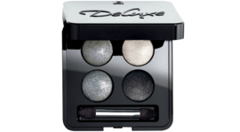 LR Deluxe - Artistic Quattro Eyeshadow - Night Rock