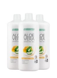 LR - Aloë Vera Drinking Gel - Honey Maandset