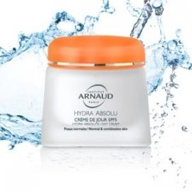 Institut Arnaud - Absoluut Hydraterende Crème SPF 5 - Normale en gecombineerde huid