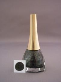 Golden Rose - Nagellak nummer 68 - Zwart met glitters