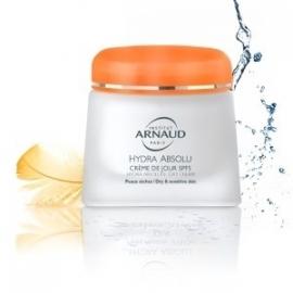 Institut Arnaud - Absoluut Hydraterende Crème SPF 5 - Droge en gevoelige huid