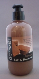 Gourmet - Bath & Showergel - Chocolate