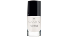 LR Colours - True Color Nail Polish - Marshmallow White