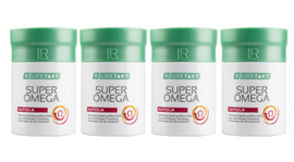 LR - Super Omega 3 Activ - 4 stuks