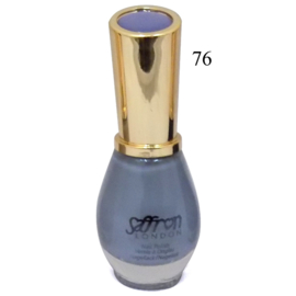 Saffron Nagellak - Pastel Slate 76