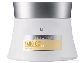 LR Nanogold Nachtcrème