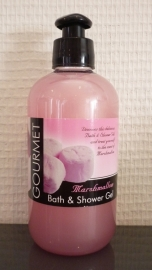 Gourmet - Bath & Showergel - Marshmallow