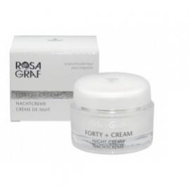 Rosa Graf - Forty + Cream nachtcrème