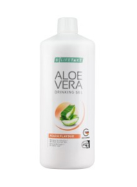 LR - Aloë Vera Drinking Gel - Peach