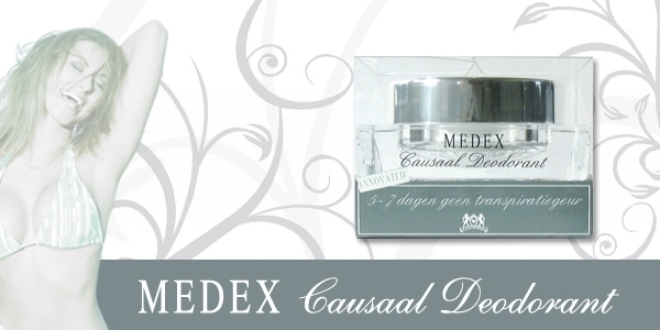 Medex - Causaal Deodorant