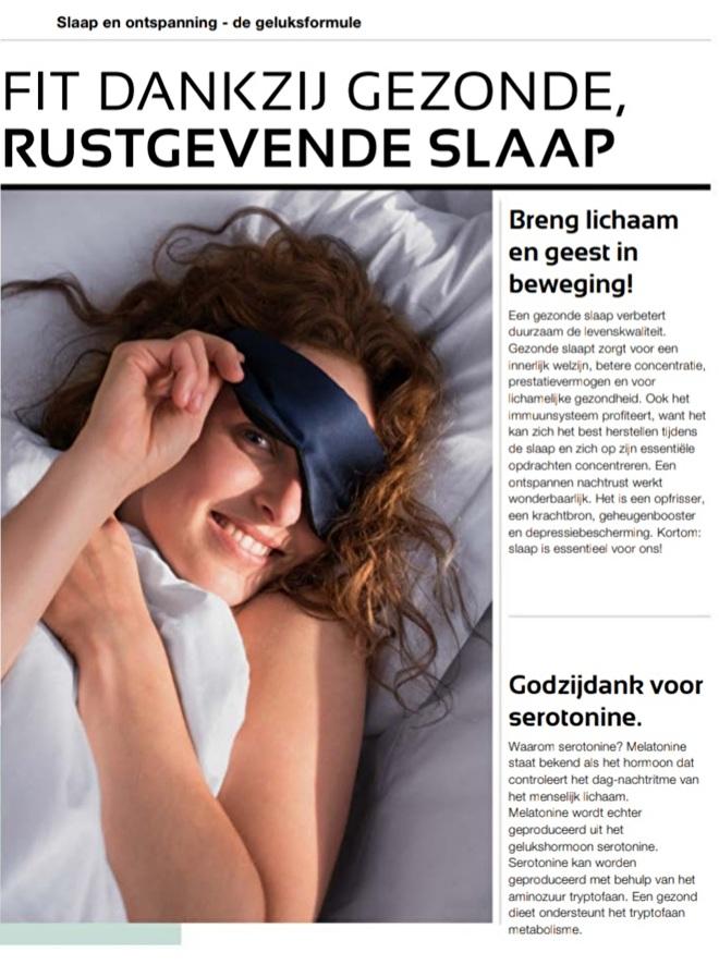 LR Health & Beauty - Slaap & Ontspanning