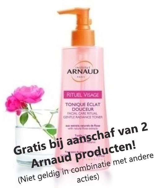 Actie Arnaud  producten