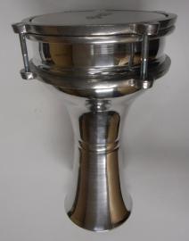 Darbuka 8x14 1/2`` aluminium