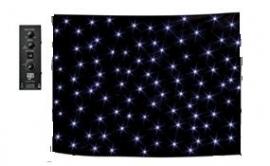 Sterrenhemel (LED) 100 x 200 cm