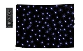 Sterrenhemel (LED) 100 x 200 cm
