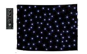 Sterrenhemel (LED) 200 x 300 cm