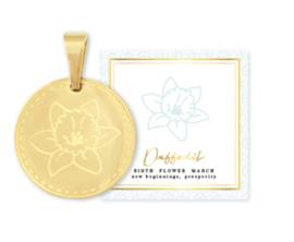 Birth flower maart goud, Gele narcis