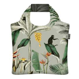 Ecozz shopper Tropical Leaves