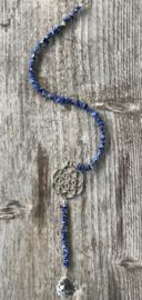 Lapis Lazuli Bloem des levens Bol