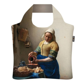 Ecozz shopper The Milkmaid, Johannes Vermeer