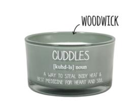 Geurkaars Cuddles