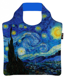 Ecozz shopper Starry Night, Vincent van Gogh