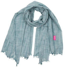 Jozemiek Linnen collection shawl groen