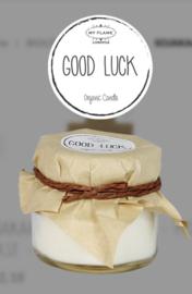Geurkaars Good Luck, Fresh Cotton