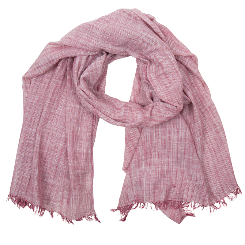 Jozemiek Linnen collection shawl rood